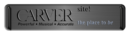 Carver site! audio forum, Carver specifications, Carver manuals, Carver repair