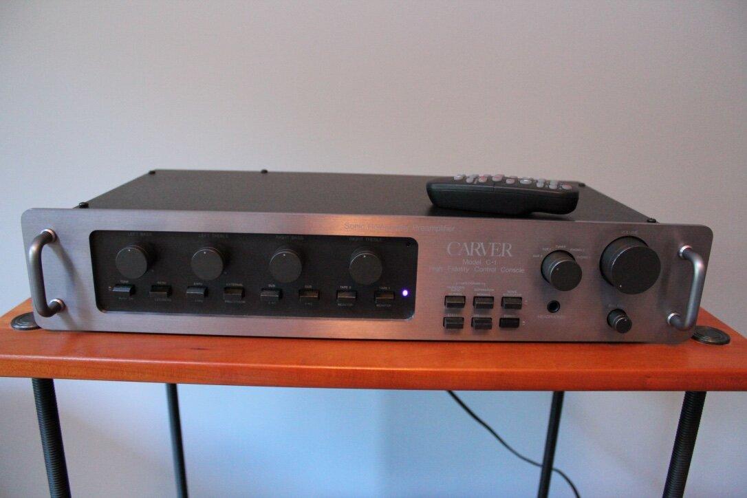 BillD C-1 with Remote Volume for sale